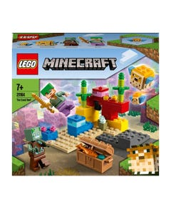 LEGO Minecraft The Coral Reef Building Set 21164