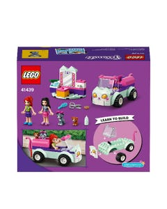 LEGO Friends Cat Grooming Car Toy Kittens 41439