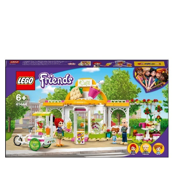 LEGO Friends Heartlake City Organic Caf� Set 41444