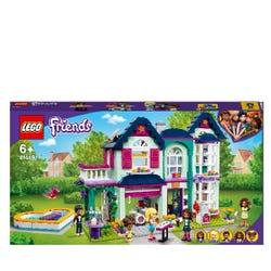 LEGO Friends Andrea's Family House Playset 41449