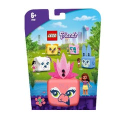 LEGO Friends Olivia's Flamingo Cube Mini Set 41662
