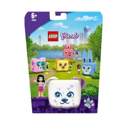 LEGO Friends Emma's Dalmatian Cube Playset 41663