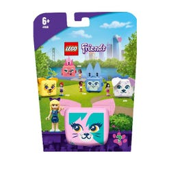 LEGO Friends Stephanie's Cat Cube Playset 41665
