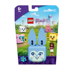 LEGO Friends Andrea's Bunny Cube Playset 41666