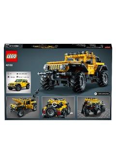 LEGO Technic Jeep Wrangler Toy Car 42122