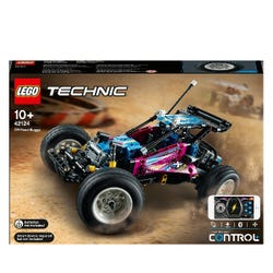 LEGO Technic Off-Road Buggy App-Controlled Set 42124
