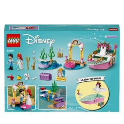LEGO Disney Ariel's Celebration Boat Toy 43191