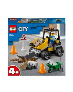 LEGO City Great Vehicles Roadwork Truck Toy 60284