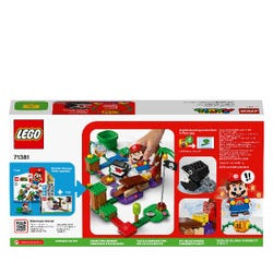 LEGO Super Mario Jungle Encounter Expansion Set 71381