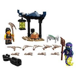 LEGO NINJAGO Epic Battle Set Cole vs. Ghost 71733
