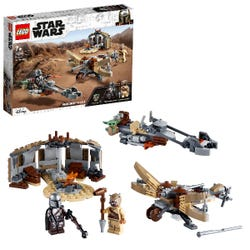 LEGO Star Wars The Mandalorian on Tatooine Set 75299