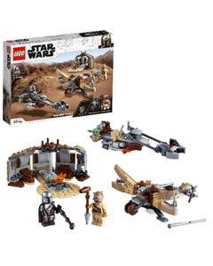 LEGO Star Wars The Mandalorian on Tatooine Set 75299