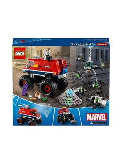 LEGO Marvel Spider-Man Monster Truck Mysterio Toy 76174
