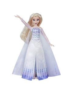 Disney Frozen Musical Adventure Elsa Singing Doll
