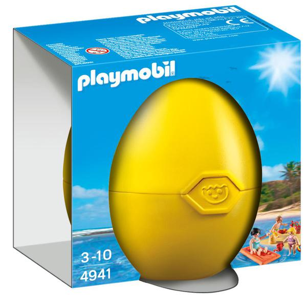 Playmobil 4941 Fun At The Beach Gift Egg