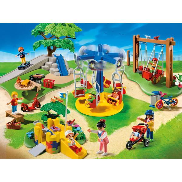 Playmobil 5024 City Life Childrens Playground