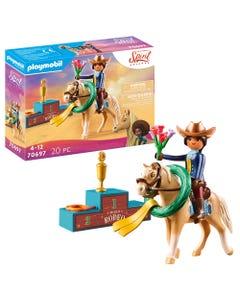 Dreamworks Spirit: Untamed 70697 Rodeo Pru By Playmobil