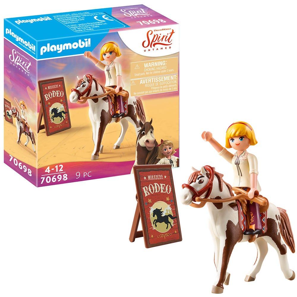 Dreamworks Spirit: Untamed 70698 Rodeo Abigail By Playmobil