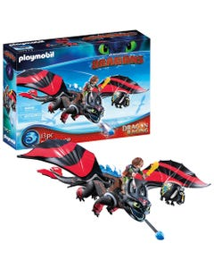 DreamWorks Dragons 70727 Dragon Racing: Hiccup and Toothless