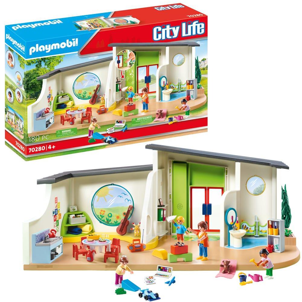 Playmobil 70280 City Life Pre School Rainbow Daycare