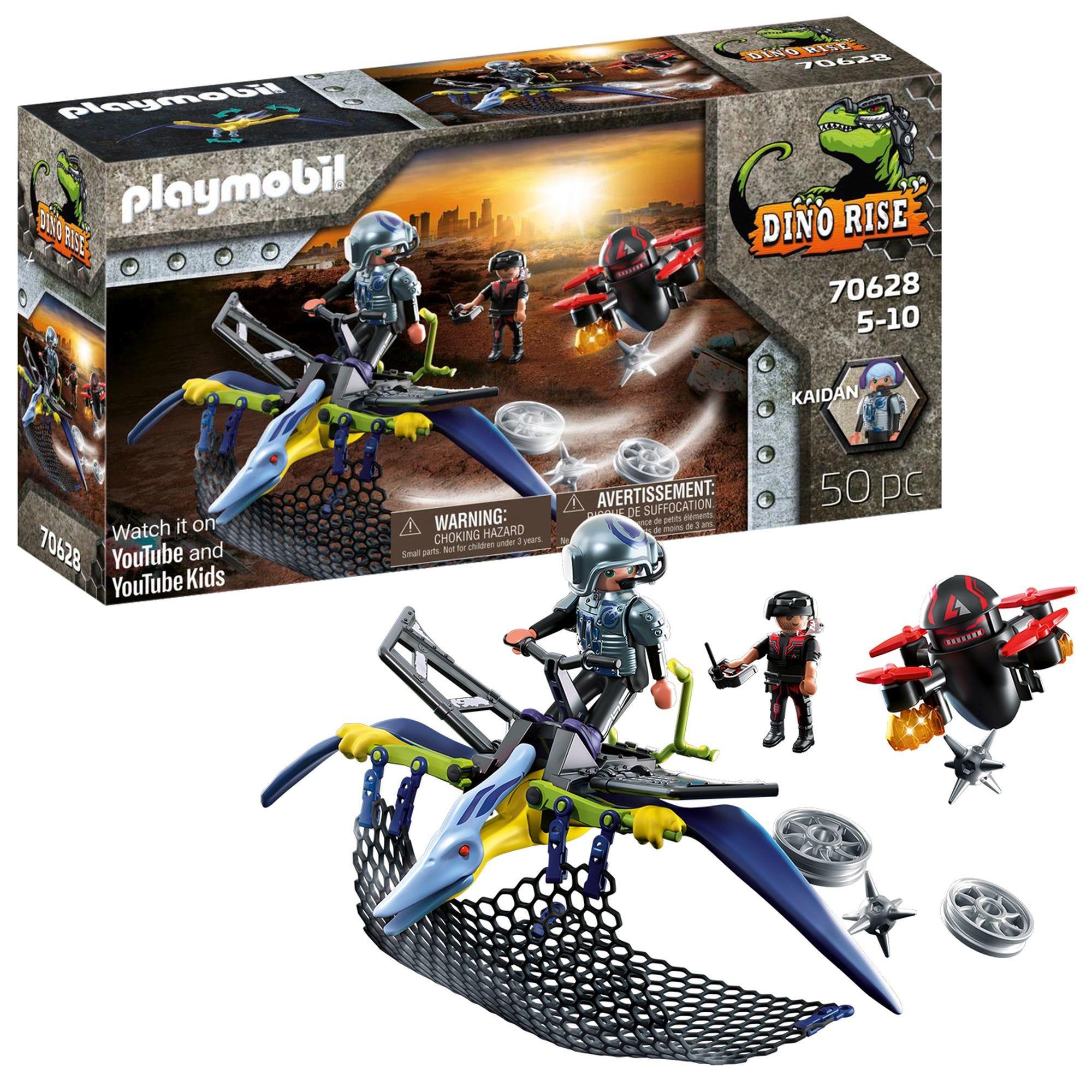 Playmobil 70628 Dino Rise Pteranodon: Drone Strike