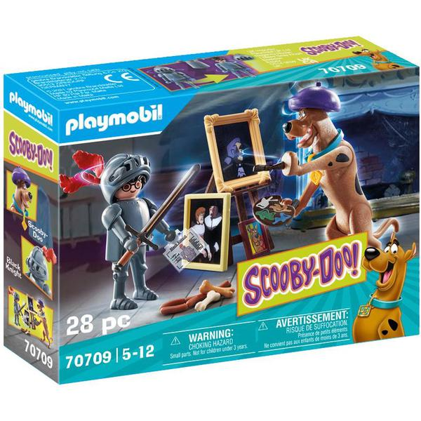 Playmobil 70709 SCOOBY DOO! Adventure With Black Knight