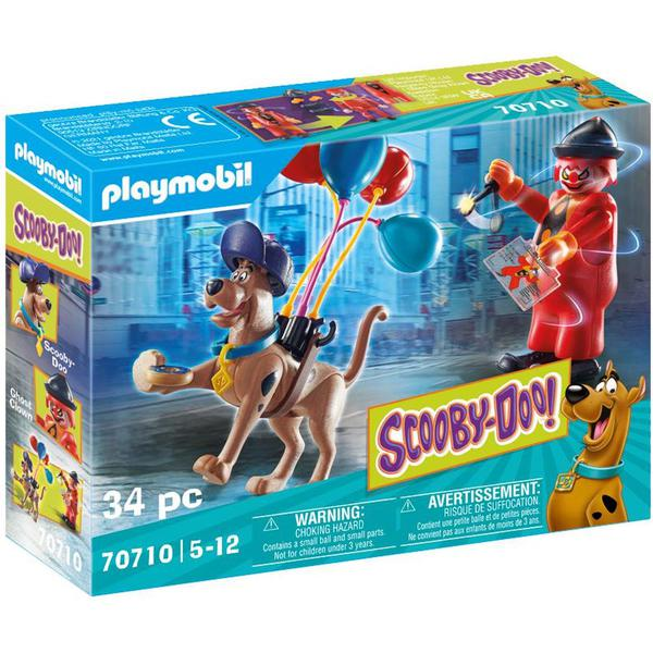 Playmobil 70710 SCOOBY DOO! Adventure With Ghost Clown