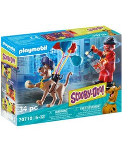 Playmobil 70710 SCOOBY-DOO! Adventure with Ghost Clown