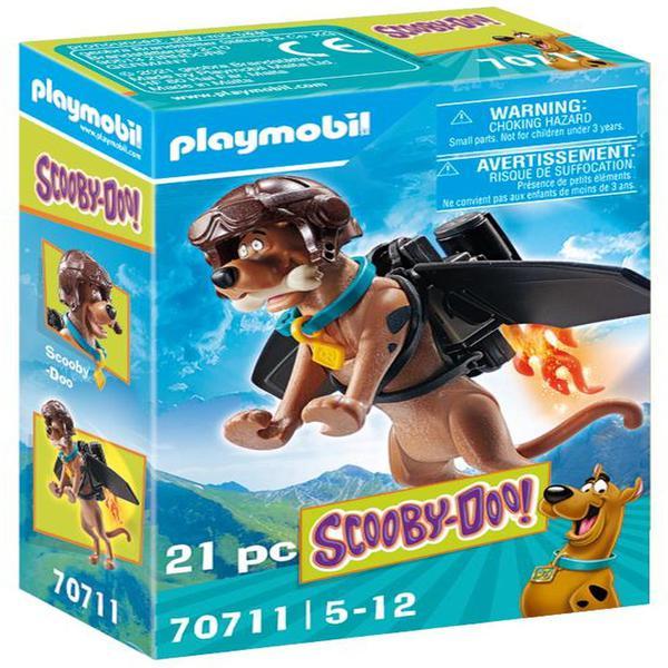 Playmobil 70711 SCOOBY DOO! Collectible Pilot Figure