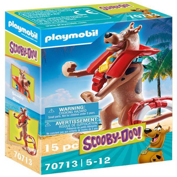 Playmobil 70713 SCOOBY DOO! Collectible Lifeguard Figure