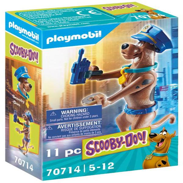 Playmobil 70714 SCOOBY DOO! Collectible Police Figure