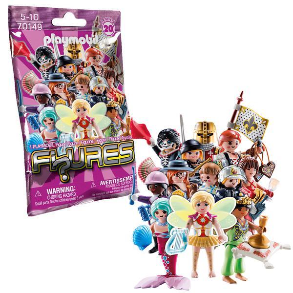 Playmobil 70149 Figures Series 20 - Girls