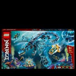 LEGO 71754 NINJAGO Water Dragon Toy