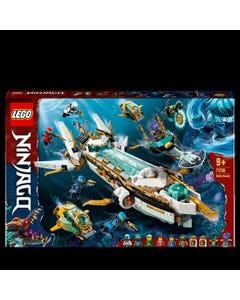 LEGO 71756 NINJAGO Hydro Bounty Building Set