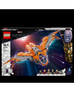 LEGO 76193 Marvel The Guardians? Ship Large Building Set