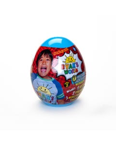 Ryan's World Tour Micro Figure Egg Assortment