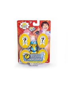 Ryan's World Micro Mystery Figure 5pk S2