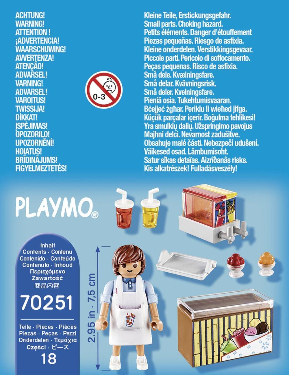 Playmobil 70252 Special Plus Vet With Calf