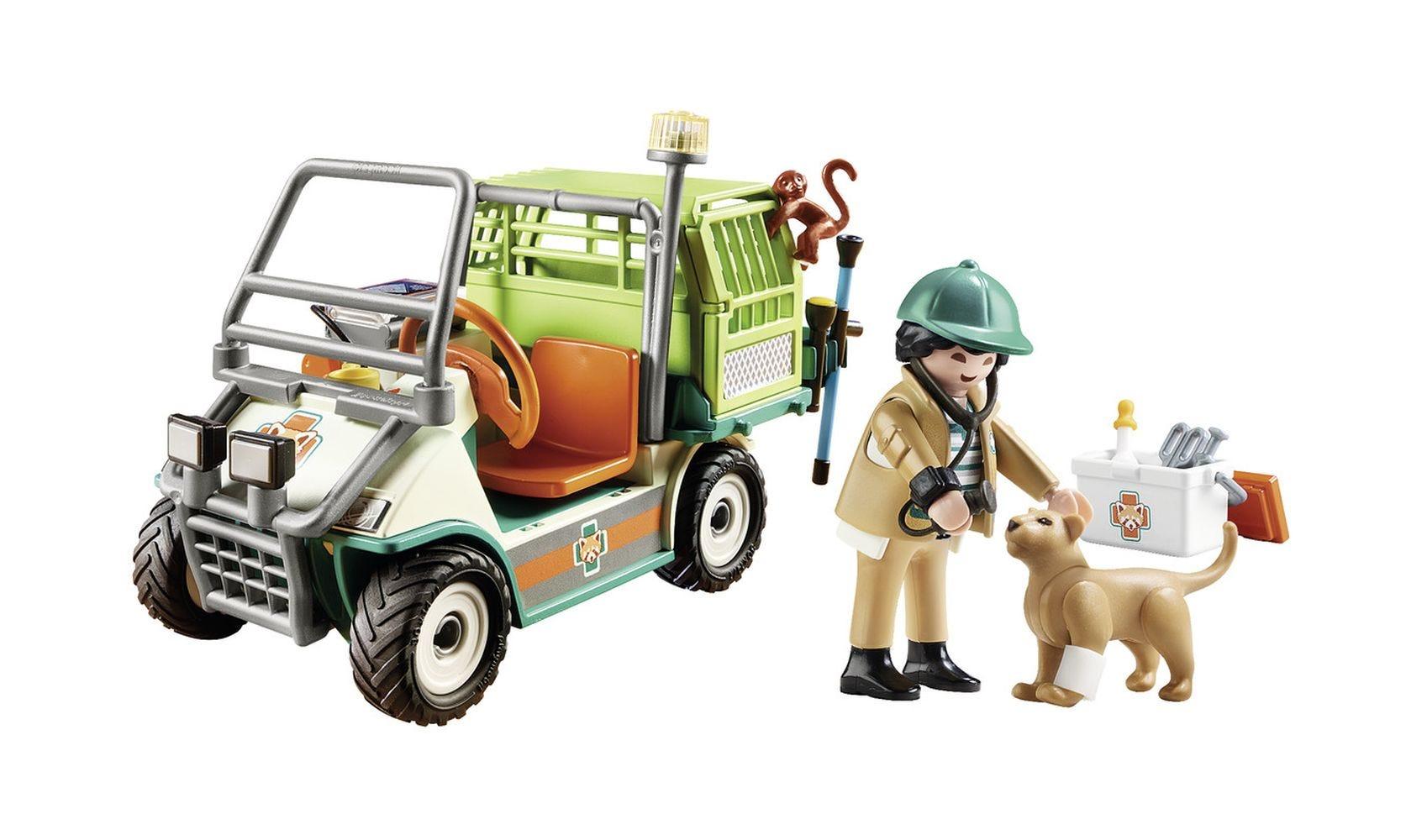 Playmobil 70347 Family Fun Zoo Enclosure