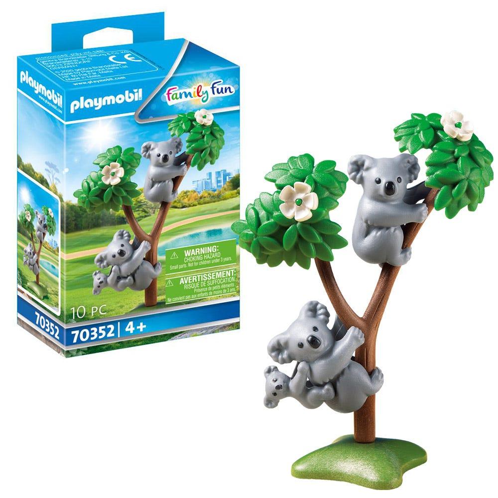 Playmobil 70352 Family Fun Koalas with Baby