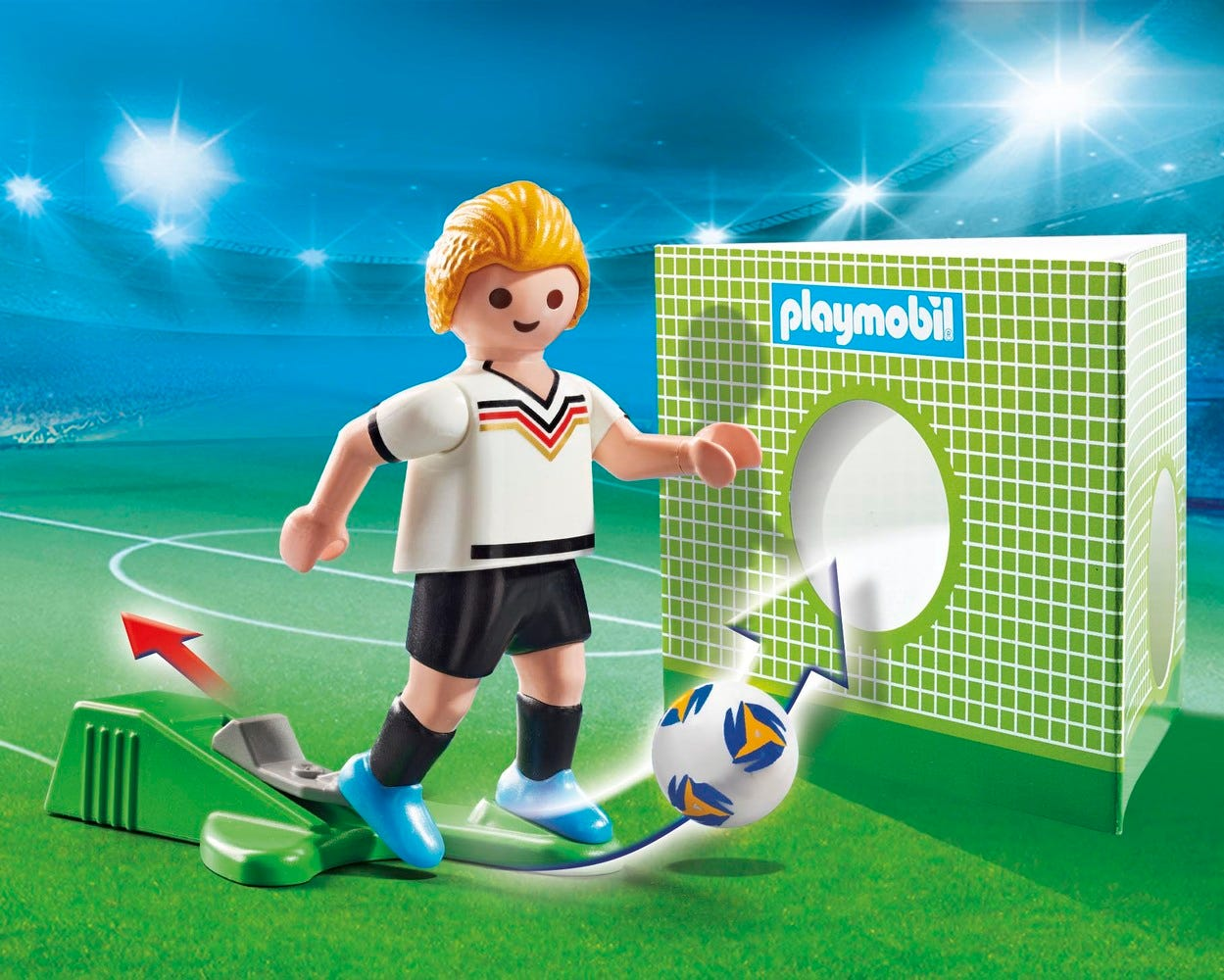 Playmobil 70480 Sports & Action FootballNational Player France A