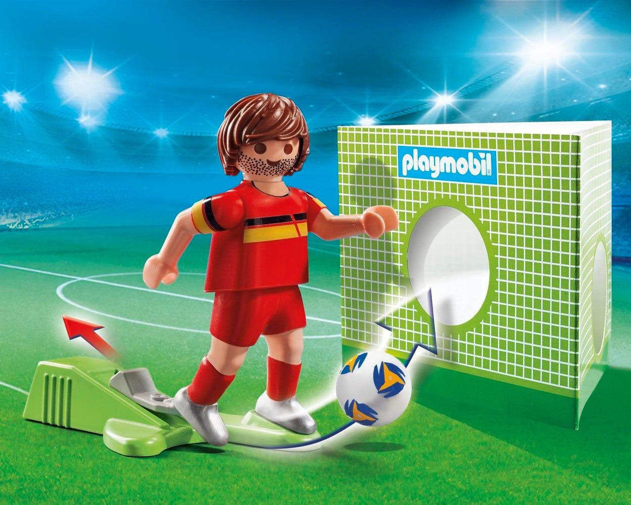 Playmobil 70484 Sports & Action Football National Player England