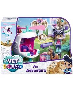 Vet Squad Robin & Helicopter UK Sea Life