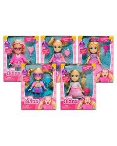 Love Diana 6 inch Doll Assortment