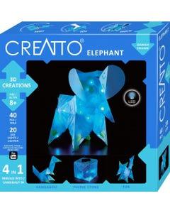 Thames and Kosmos Creatto - Moonlight Elephant Safari