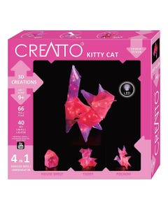 Thames and Kosmos Creatto - Starlight Kitty & Cutie Crew