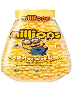 Millions Gift Jars - Banana Minions