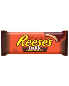 Reeses Peanut Butter Cup Dark Chocolate