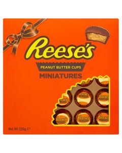 Reeses Miniatures Gift Tray 225g