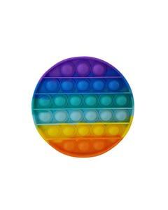 Rainbow Push Popper Toy Assorted